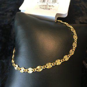 Jewelry - Delicate 18K plated bracelet